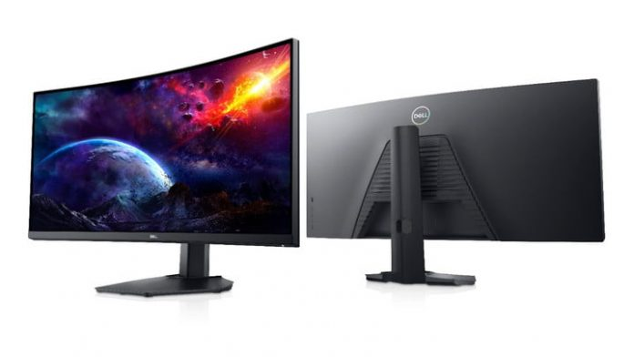 Dell's new gaming monitors are fast, curved, and HDMI 2.1-ready