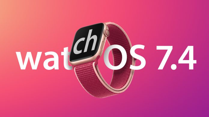 Apple Seeds Seventh Beta of watchOS 7.4 to Developers