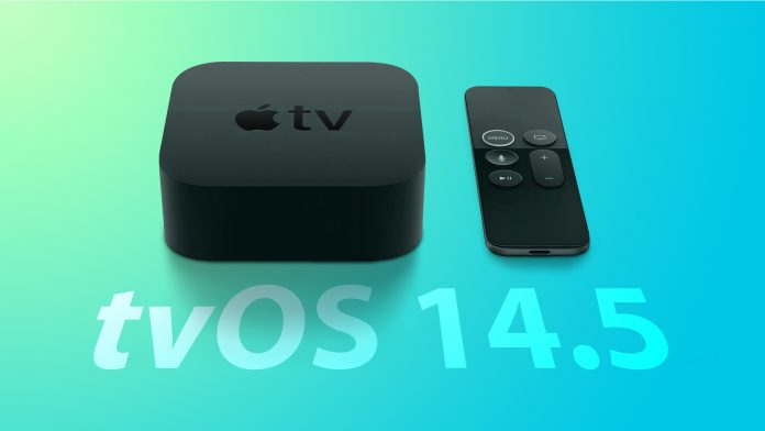 Apple Seeds Seventh Beta of tvOS 14.5 to Developers
