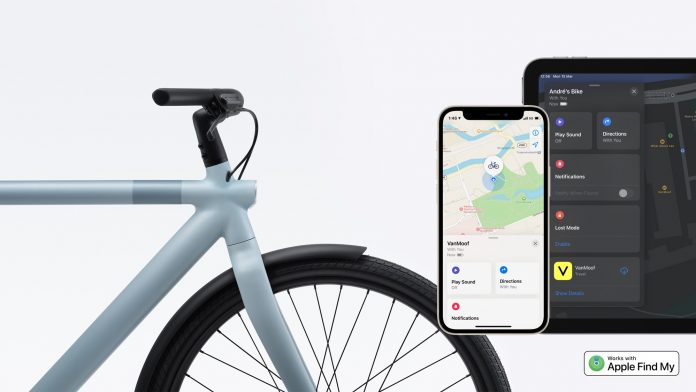 VanMoof E-Bikes Gain Find My Integration as Belkin Prepares to Launch Find My SOUNDFORM Earbuds