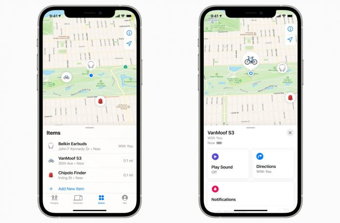 Find My's New Third-Party Accessory Support Works With iOS 14.3 and Later