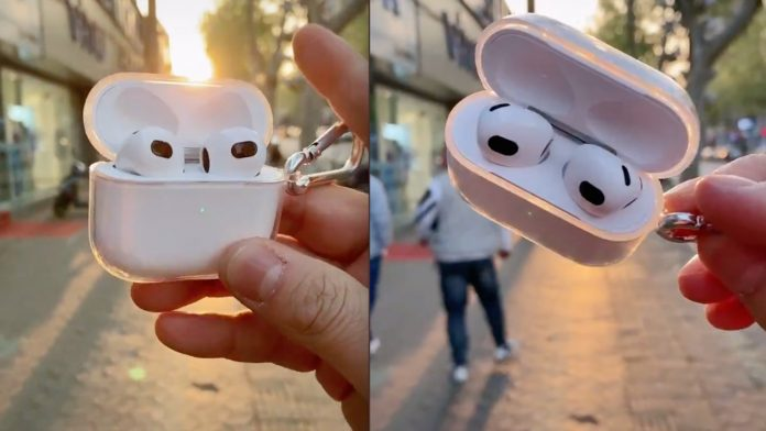 Counterfeit 'AirPods 3' Hit the Market Prior to Official Announcement