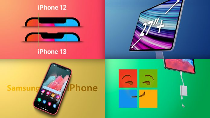 Top Stories: 'Find My' Expansion, iPhone 13 Pro Mockup, Largest-Ever iMac?