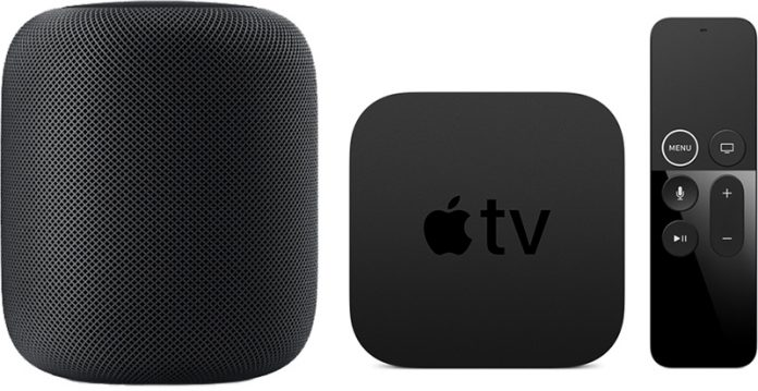 Bloomberg: Apple Working on New Apple TV With Integrated HomePod Speaker and FaceTime Camera