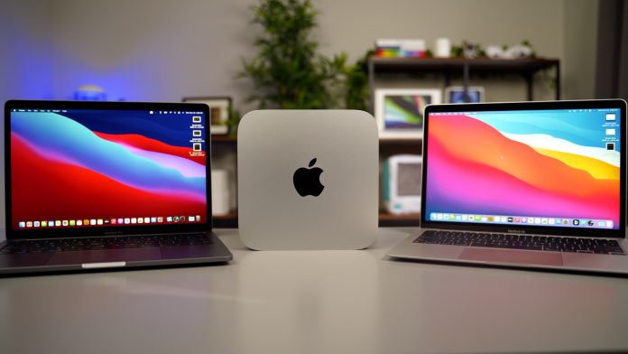 Mac Shipments More Than Doubled in First Three Months of 2021 Compared to Same Period in 2020