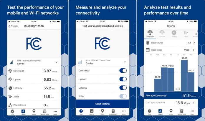 FCC Asks People to Use FCC Speed Test App to Measure U.S. Broadband Availability