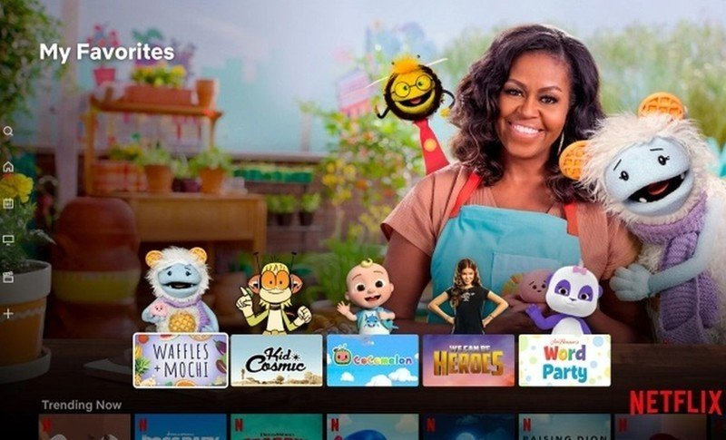 Netflix overhauls its Kids profiles with a more visual interface
