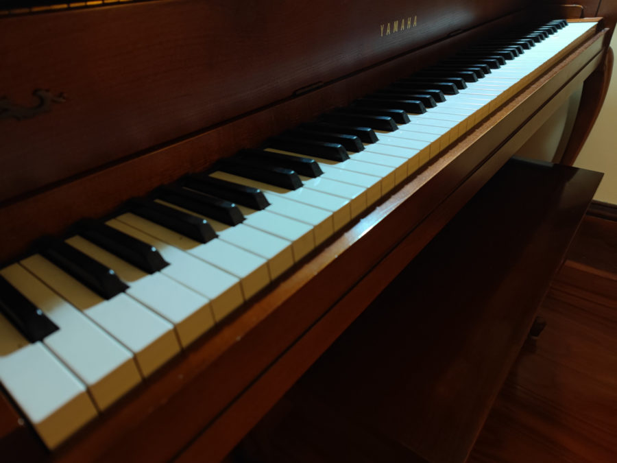 Xiaomi Mi 11 Ultra camera sample piano