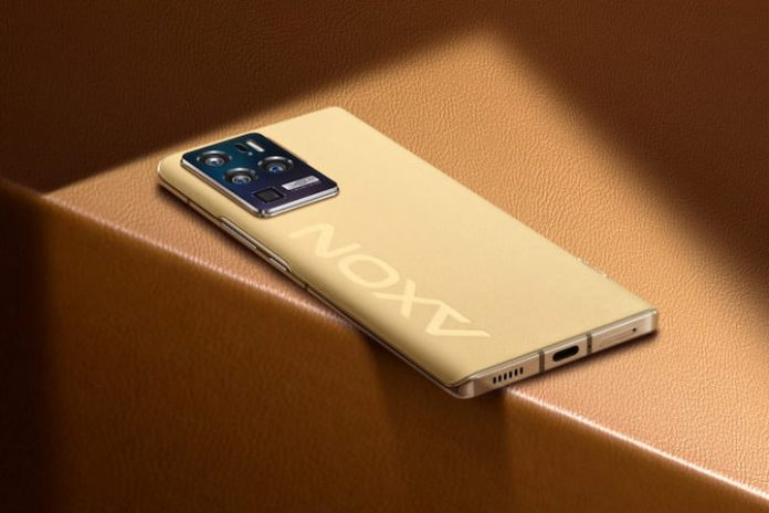 ZTE's new Axon 30 Ultra takes normal, wide, and zoom photos all at the same time