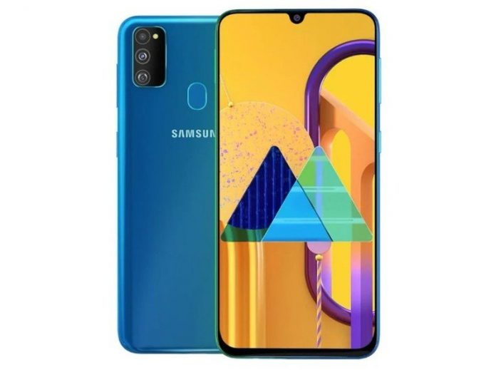 Samsung's Galaxy M30s and A60 phones are now getting the One UI 3.1 update