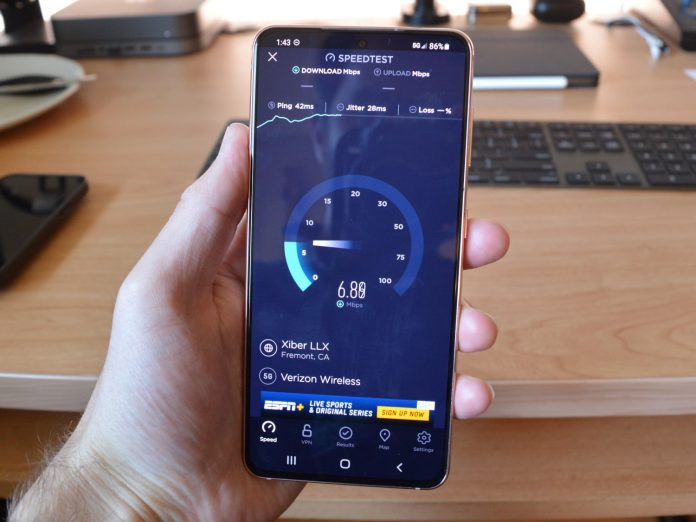 AT&T has fastest 5G networks, but T-Mobile has the best coverage, report says