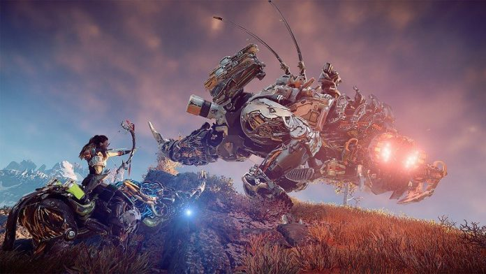 Horizon Zero Dawn is a must-play game now that it's free