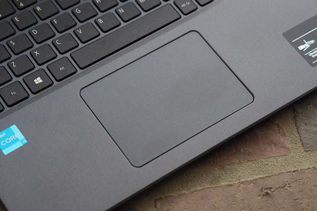 Acer Aspire 5 trackpad