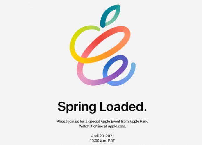 How to watch Apple's Spring Loaded event live on April 20