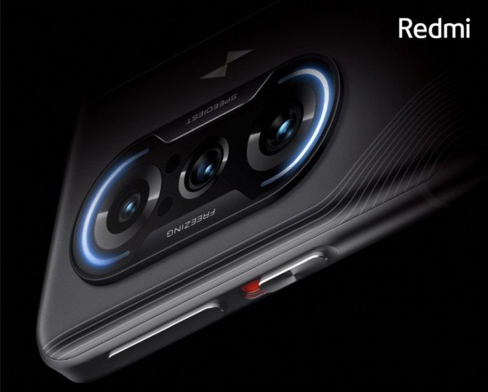 Redmi's first gaming phone is coming next week to take on the ROG Phone 5