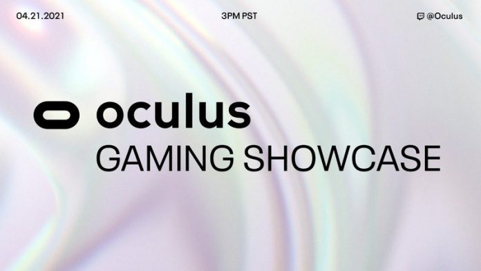 Every game announced at the Oculus Gaming Showcase 2021