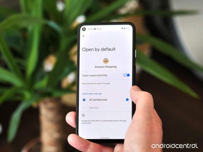 Android 12 Developer Preview 3 hands-on: Verified links to the rescue