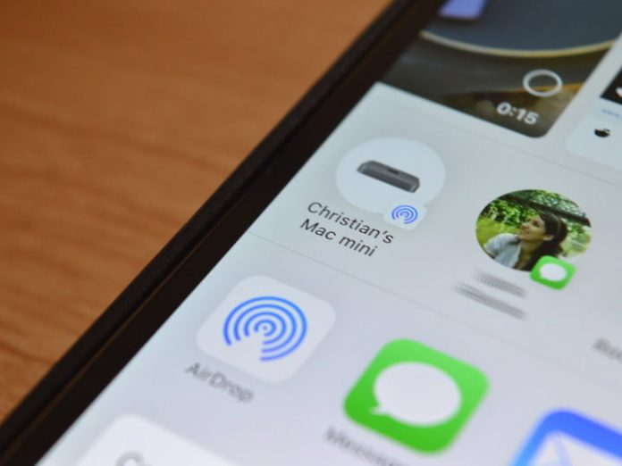 Researchers find a scary data vulnerability in Apple's AirDrop