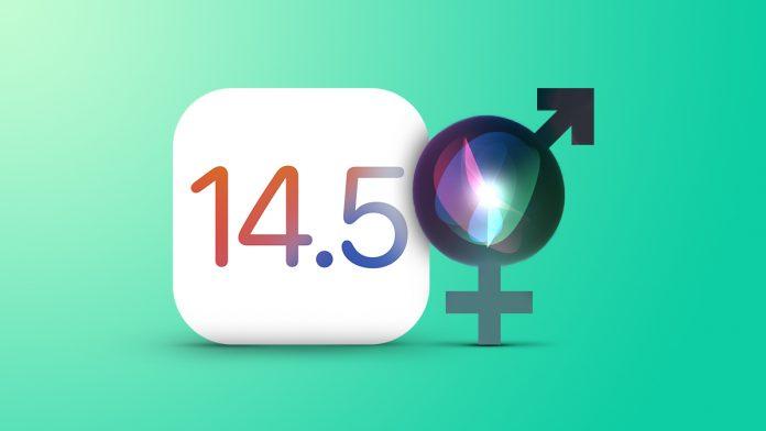 iOS 14.5: How to Change Siri's Voice