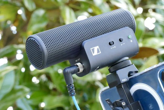sennheiser mke 400 mobile kit review mke400 mic switches