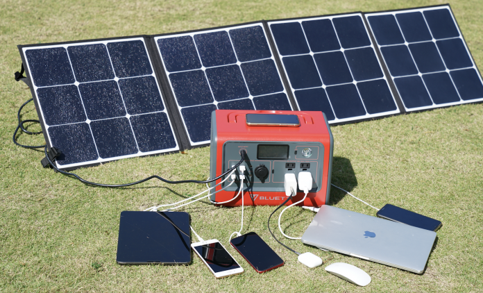 BLUETTI EB70: Must-have portable power station for campers and laptop owners is on a hot sale
