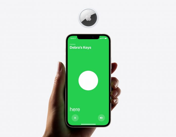 How to Use Precision Finding to Locate an AirTag With iPhone 11 and iPhone 12