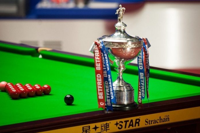 World Snooker Championship 2021: How to watch Mark Selby vs Shaun Murphy
