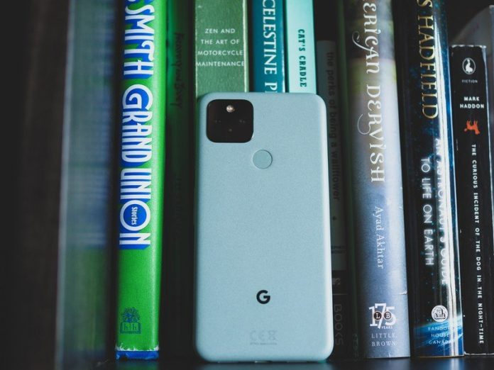Google Pixel smartphones are receiving the May 2021 security update