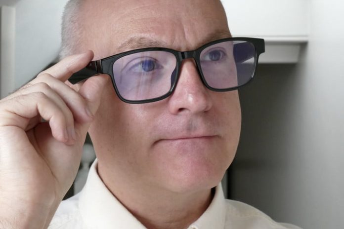 The Razer Anzu smartglasses are best kept in your house