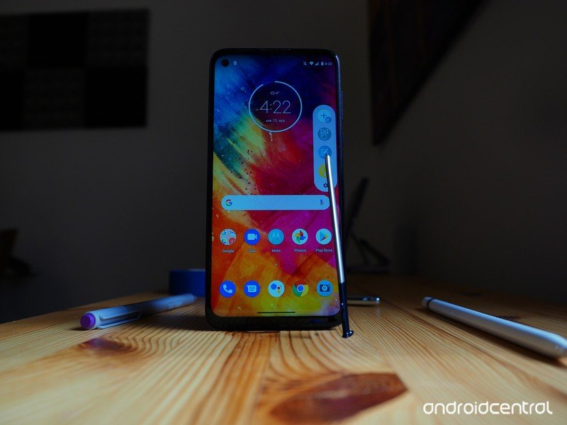 Moto G Stylus (2020) review: This pen isn't actually mightier