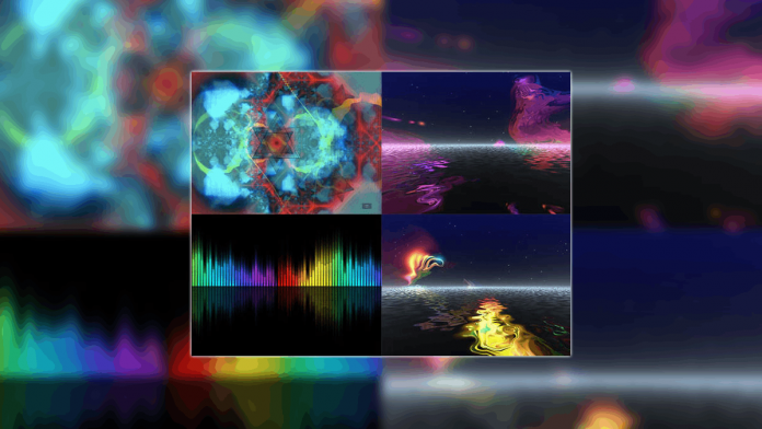 Add fun visuals to your music with this AI-powered tool