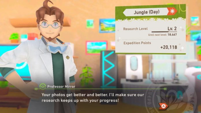9 essential tips for getting started in New Pokémon Snap