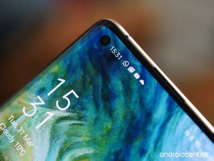 You might confuse the OPPO Reno 6 for an iPhone 12 in this new leak
