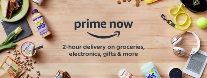 Amazon discontinuing Prime Now app, moving ultrafast deliveries to the main app and website
