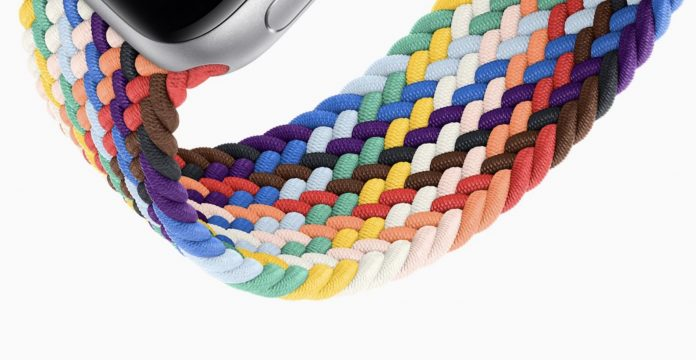 Reminder: New Apple Watch Pride Bands Available at Apple Stores Starting Today