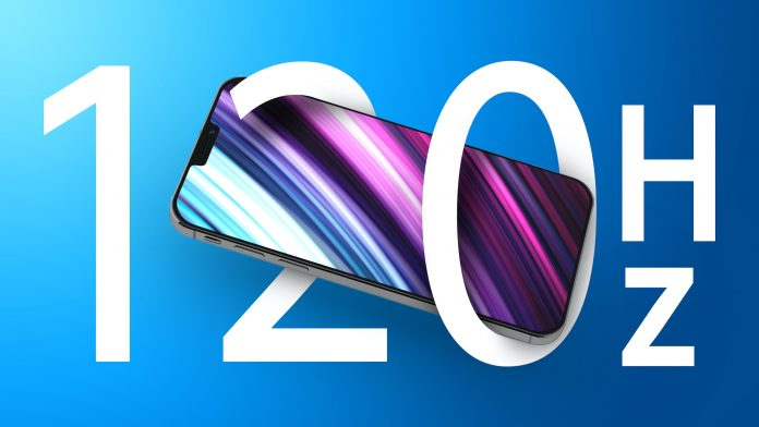Samsung Reportedly Begins Production of 120Hz Display for Upcoming iPhone 13 Pro Models