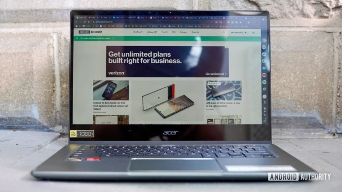 Acer Chromebook Spin 514 review: Mean green machine