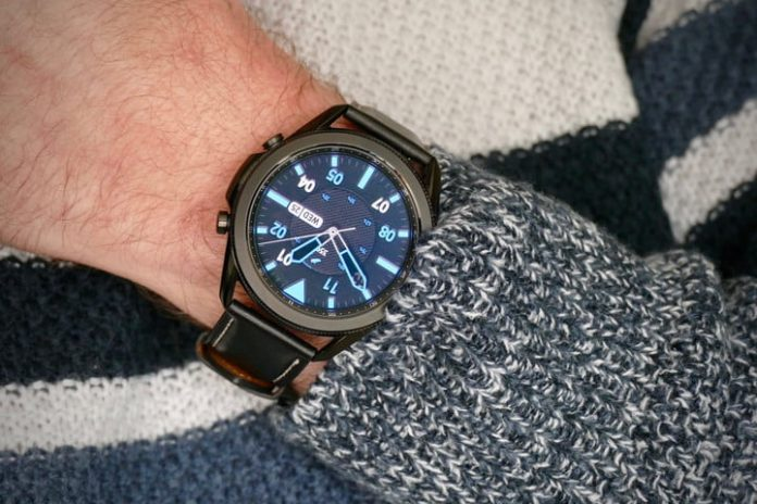Amazon is practically giving away the Samsung Galaxy Watch 3 today