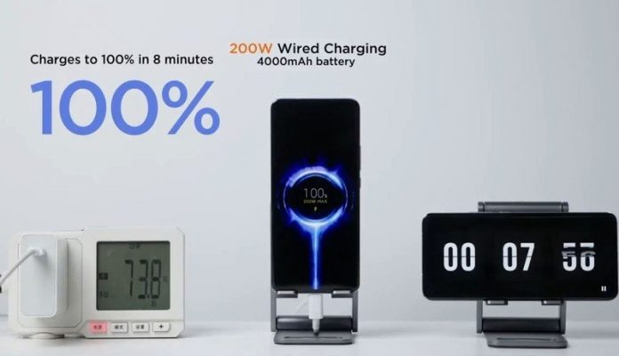 Xiaomi's new 'HyperCharge' tech can charge a phone in just 8 minutes