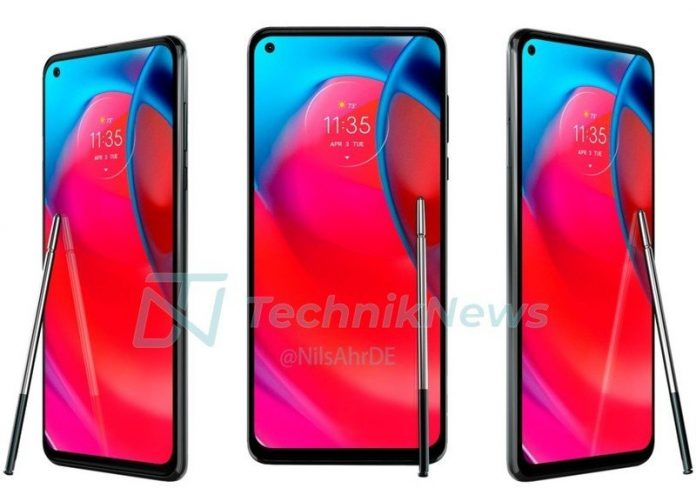 Motorola may soon launch a 5G variant of the Moto G Stylus (2021)