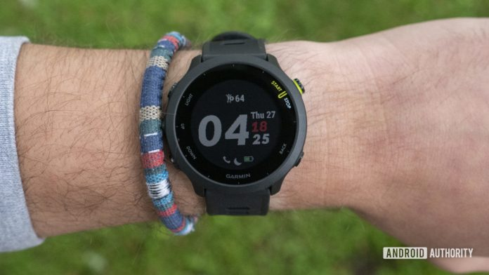 Garmin Forerunner 55 review: Well-rounded and affordable