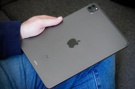 Glass-backed iPad Pro rumored for 2022, complete with wireless charging