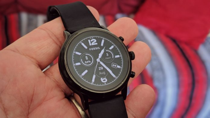 Fossil's current crop of smartwatches won't receive Wear OS's game changing update