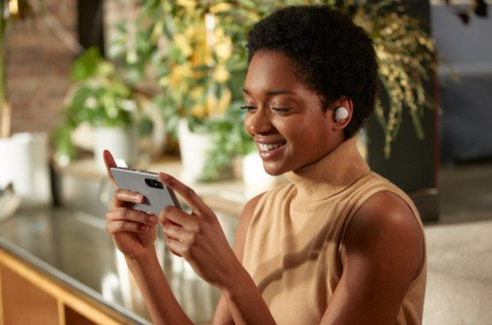 New Sony WF-1000XM4 ANC earbuds feature premium sound in a smaller size