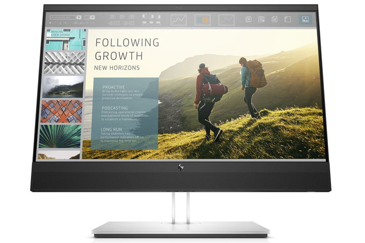 HP Mini-in-one 24 display