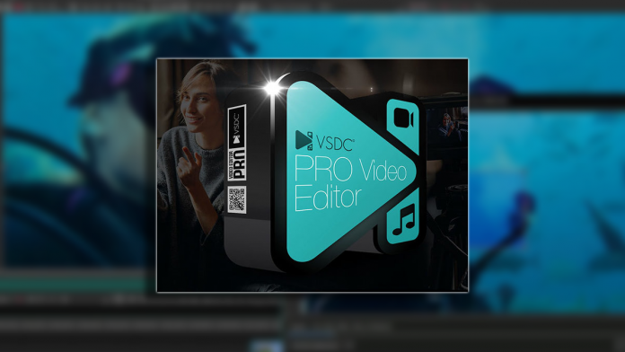 Save 40% on highly rated VSDC Video Editor Pro