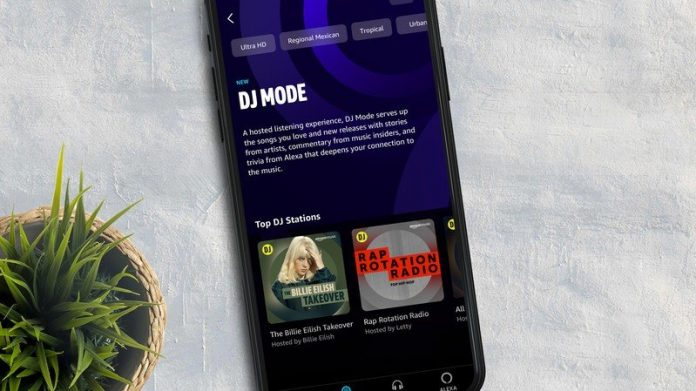 Amazon steals one of Apple Music's coolest features with DJ Mode