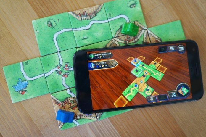 Get geeky with these awesome Android board games
