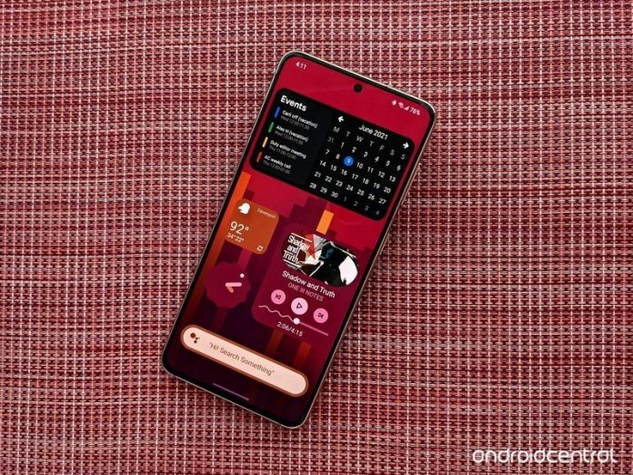How to get Android 12 widgets on your phone today with KWGT