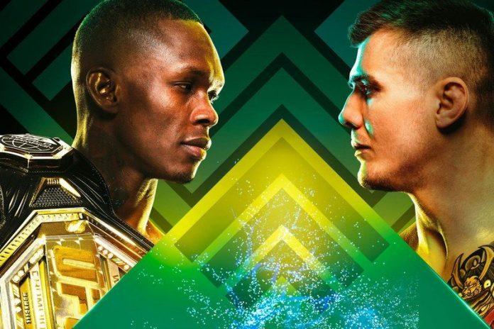 UFC 263 live stream: How to watch Adesanya vs Vettori 2 right now